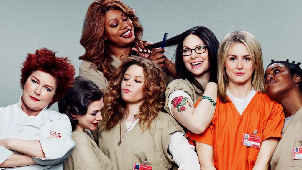 Orange Is the New Black via Netflix