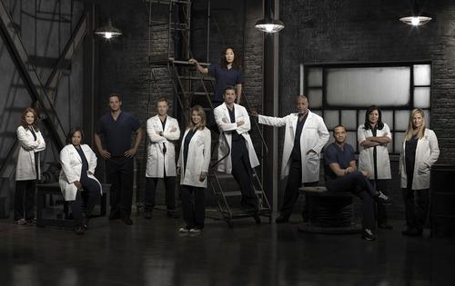 Grey's Anatomy via TVguide.com
