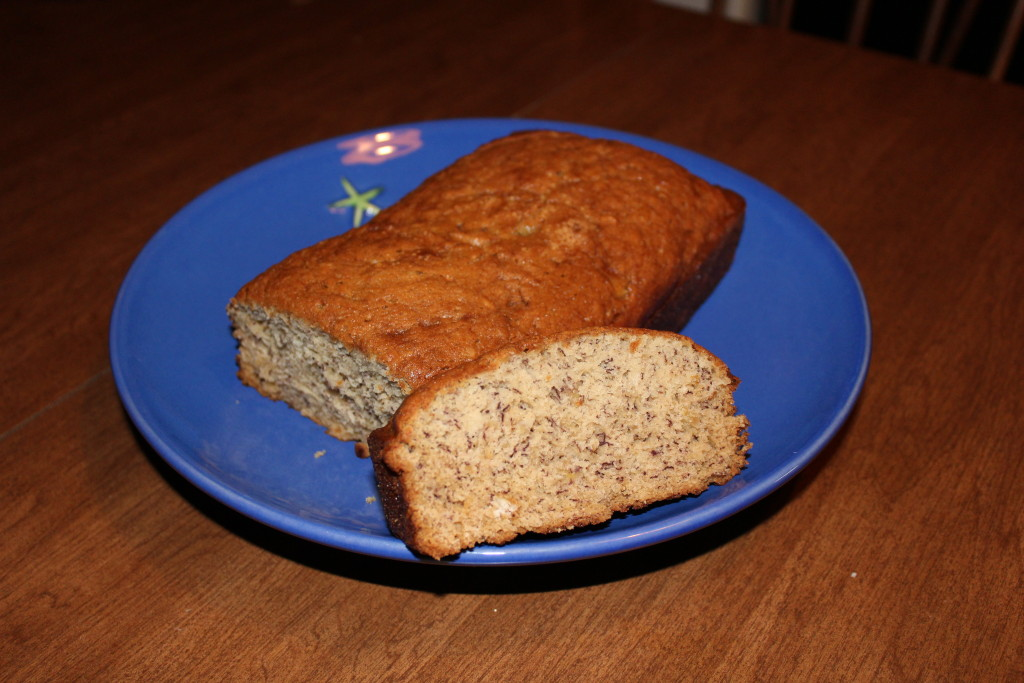 Learn how to make banana bread with these simple steps reinventing learn how to make banana bread with these simple steps reinventing erin forumfinder Images